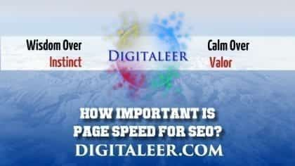 How Important Is Page Speed For SEO